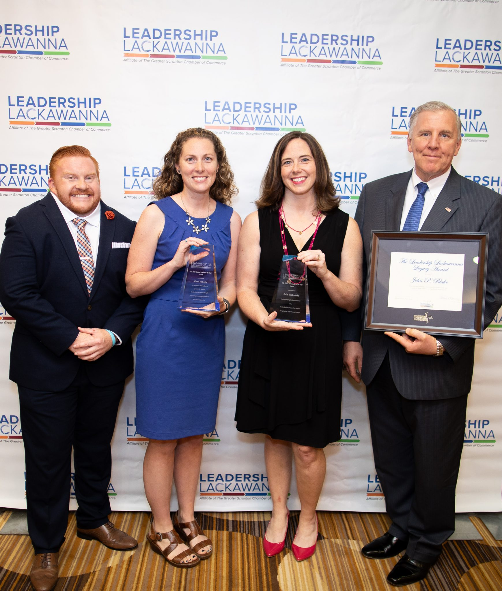 Leadership Lackawanna Announces Award Recipients