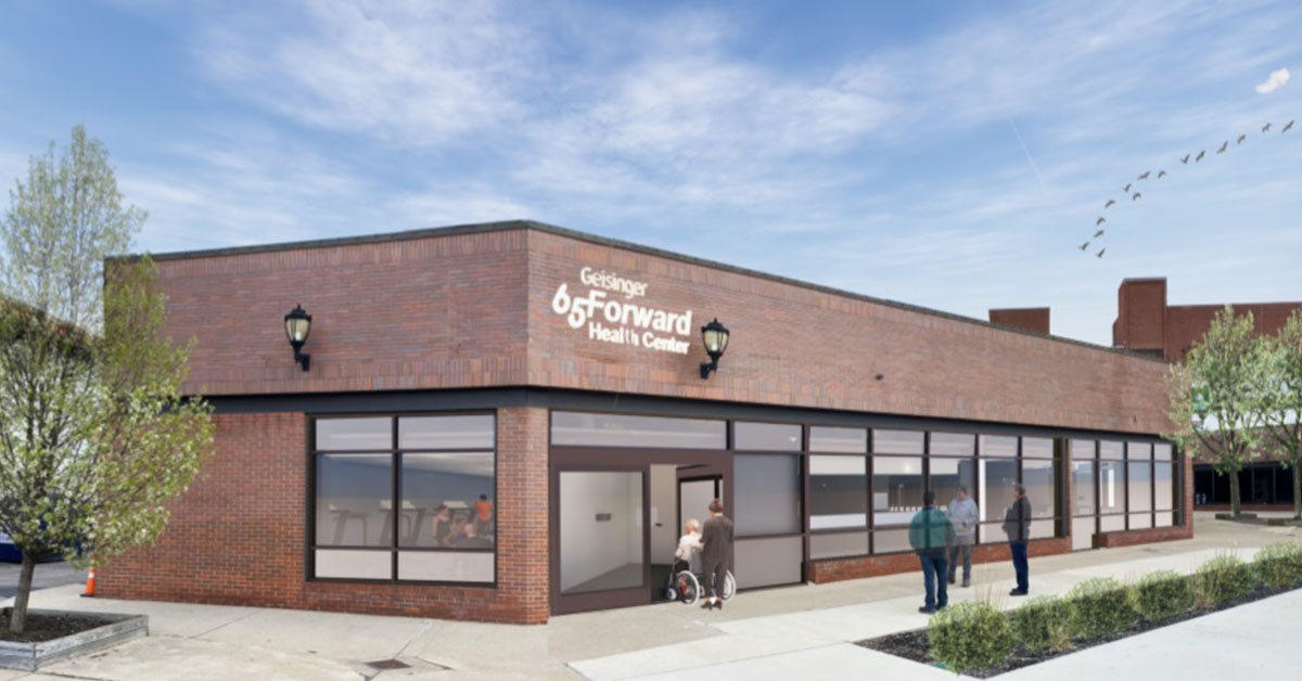 Geisinger Announces 65 Forward Program Expansion