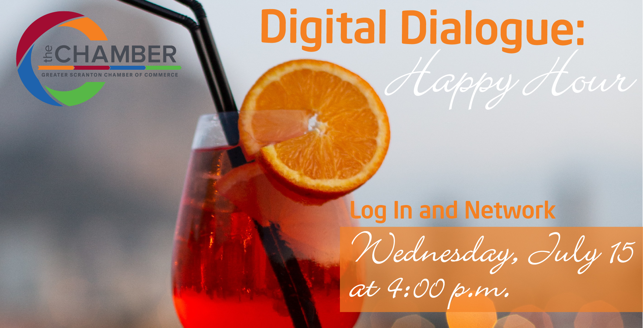 Digital Dialogue: Happy Hour