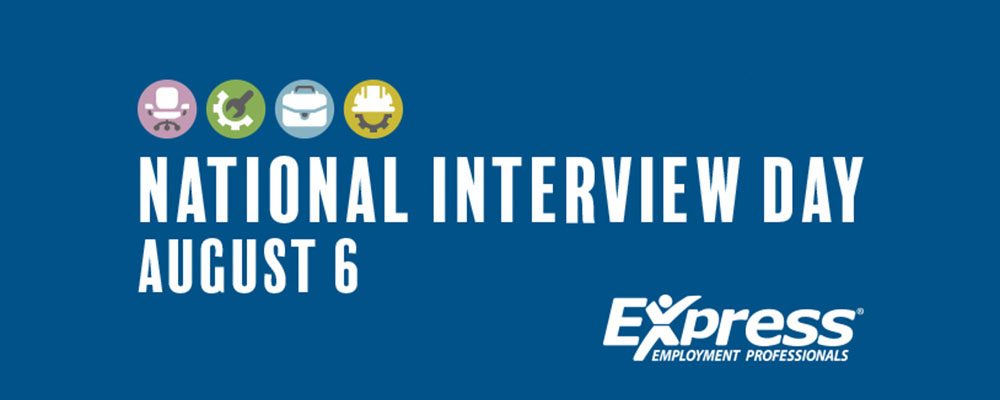Celebrating National Interview Day