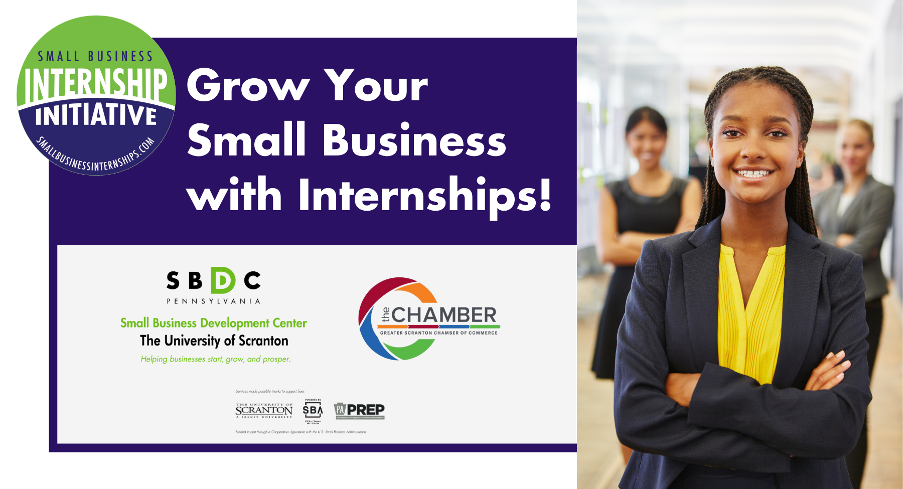 Grow Your Small Business with Internships!