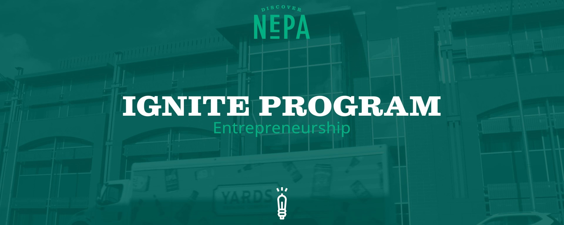 Our IGNITE Program Partners with DiscoverNEPA
