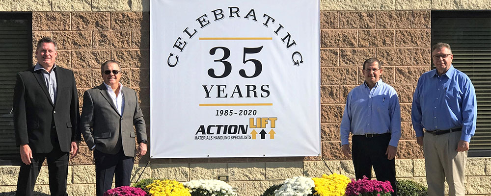Action Lift, Inc. Celebrates Its 35th Anniversary