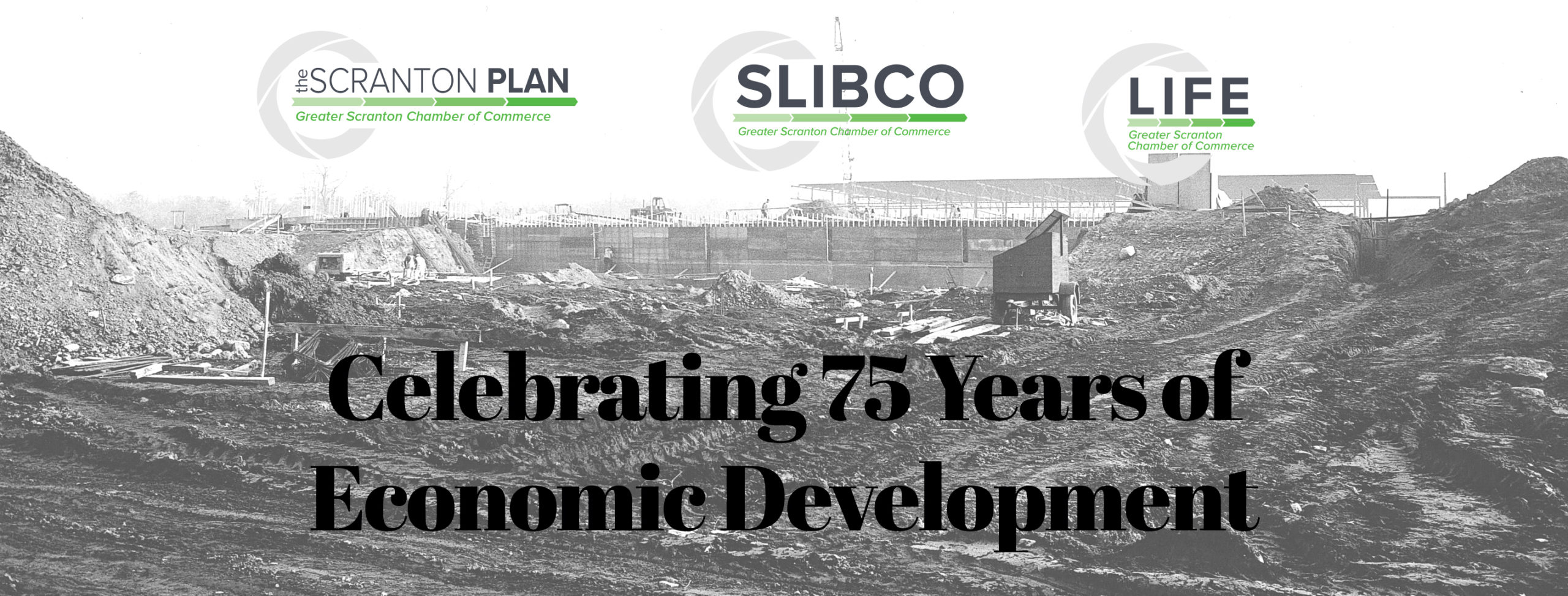 75 Years of Building a Community