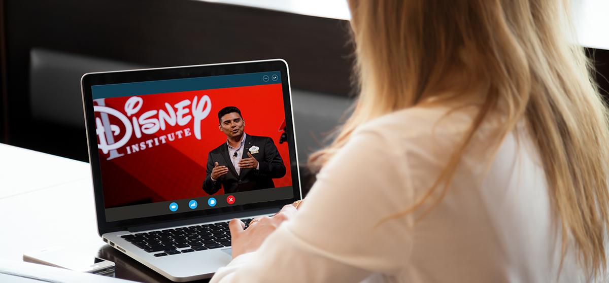 Disney Institute: A Private Online Live Course