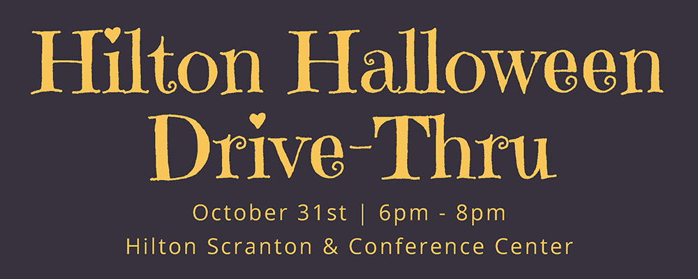 Hilton Halloween Drive-Thru
