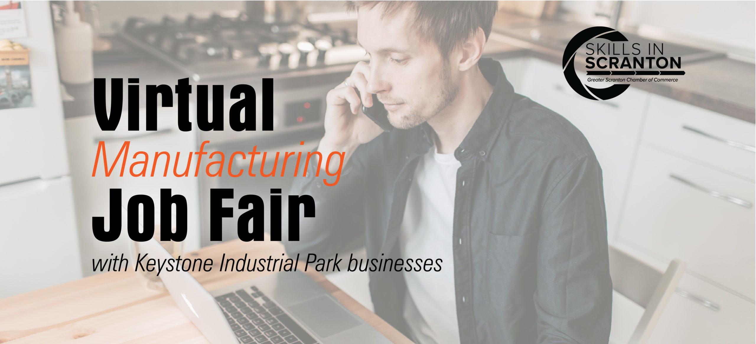 Virtual Manufacturing Job Fair with Keystone Industrial Park
