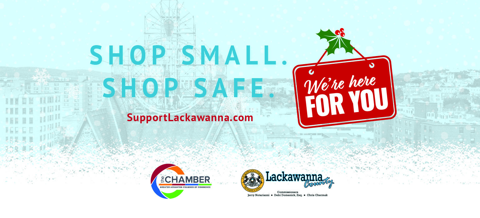 #SupportLackawanna: Shop Small. Shop Safe.