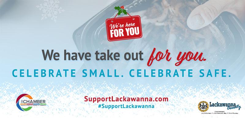 #SupportLackawanna: Celebrate Small. Celebrate Safe.