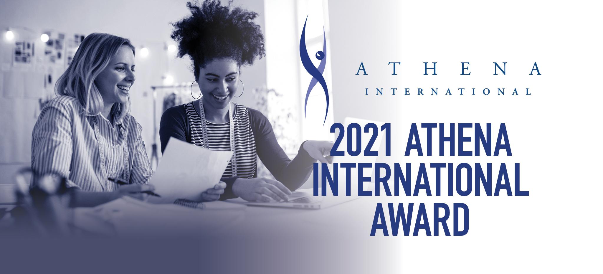 2021 ATHENA Award