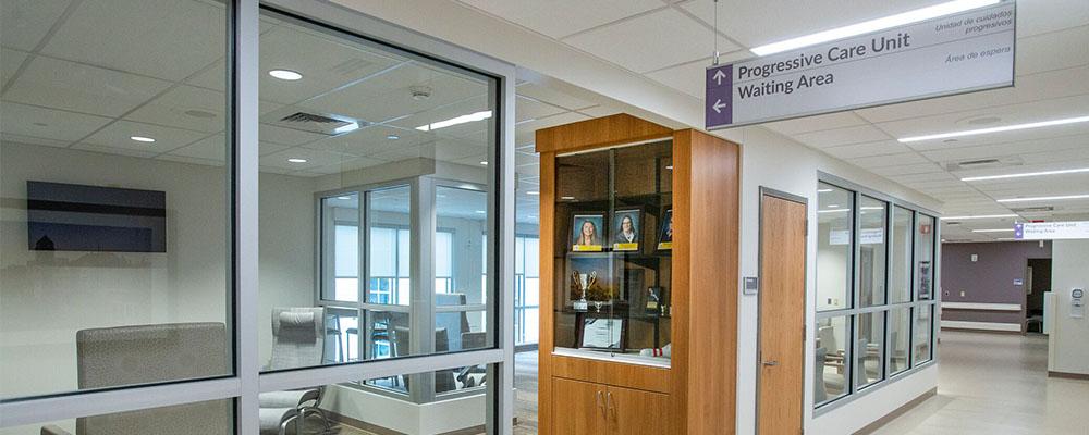 Progressive Care Unit Opens at Geisinger Community Medical Center