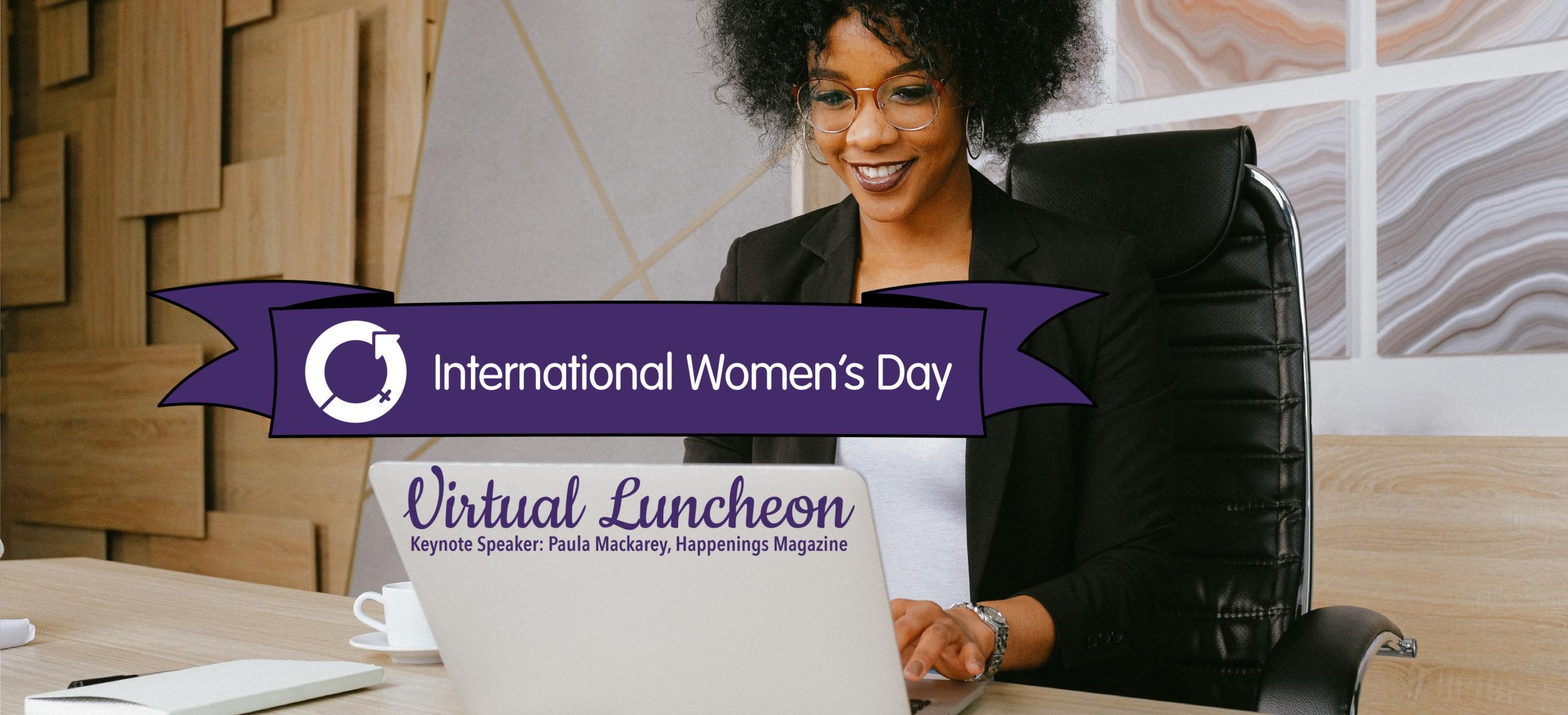 International Women's Day Virtual Luncheon