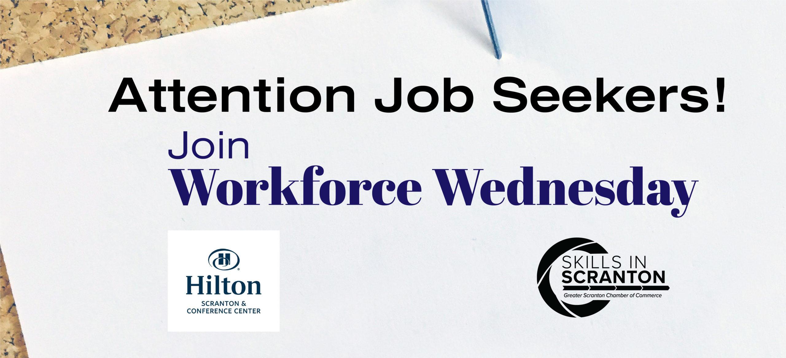 Workforce Wednesday: Hilton Scranton