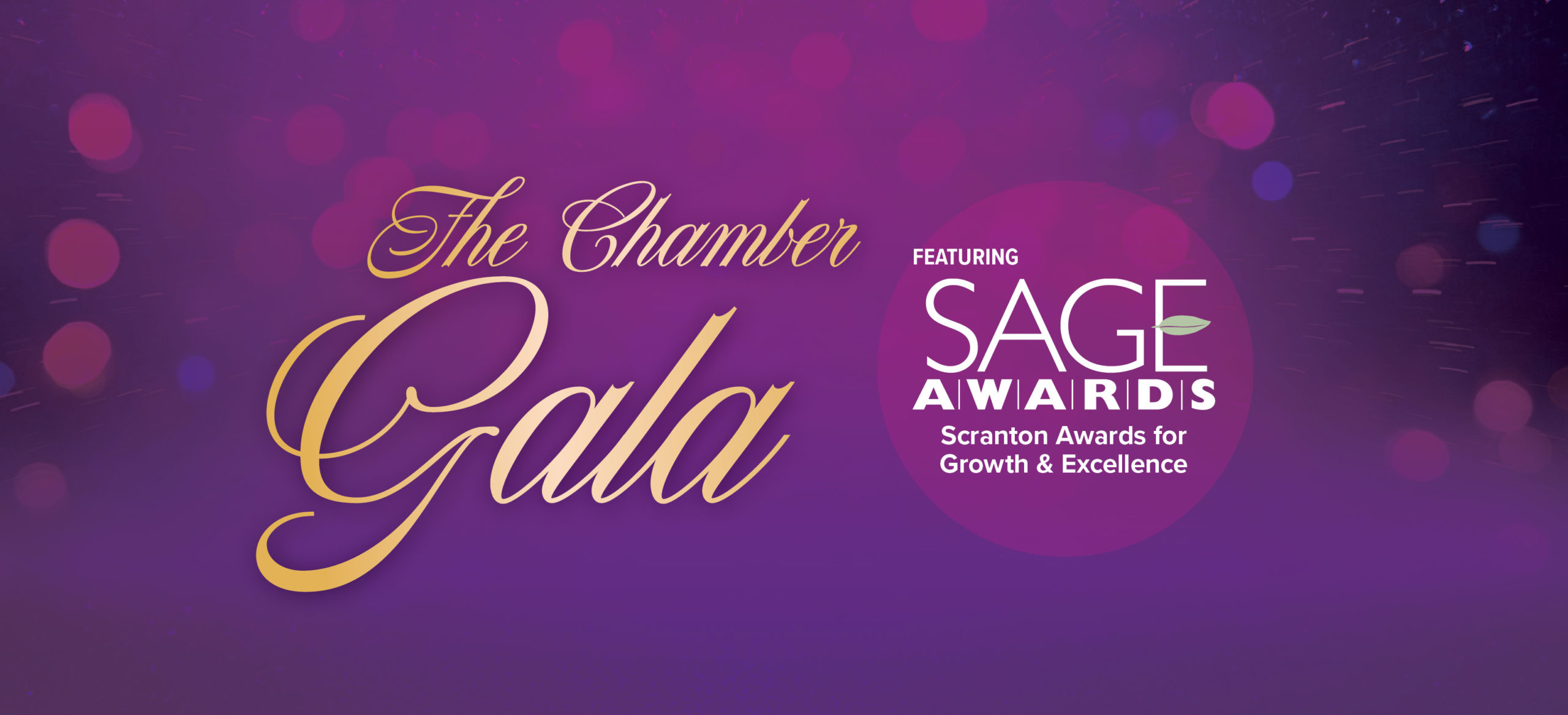 Chamber Gala featuring the SAGE Awards