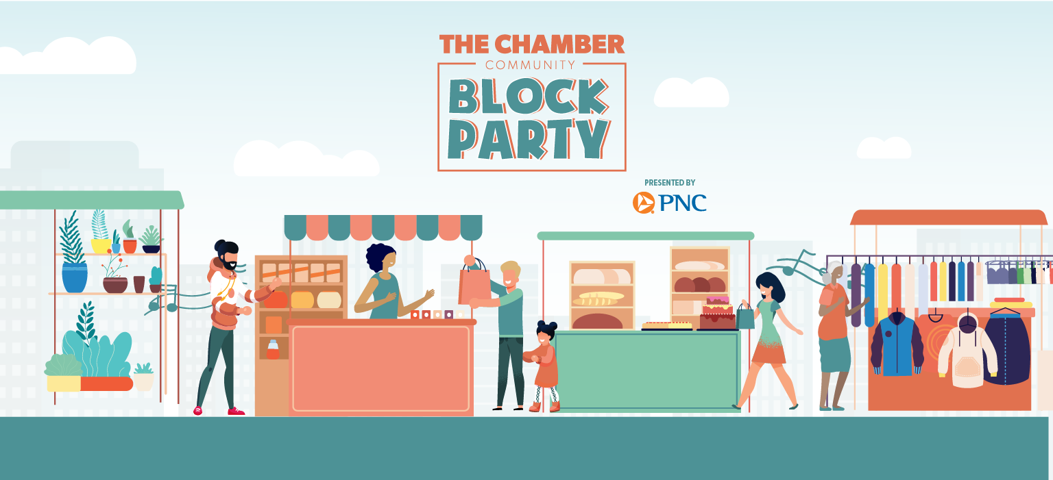 Chamber Community Block Party