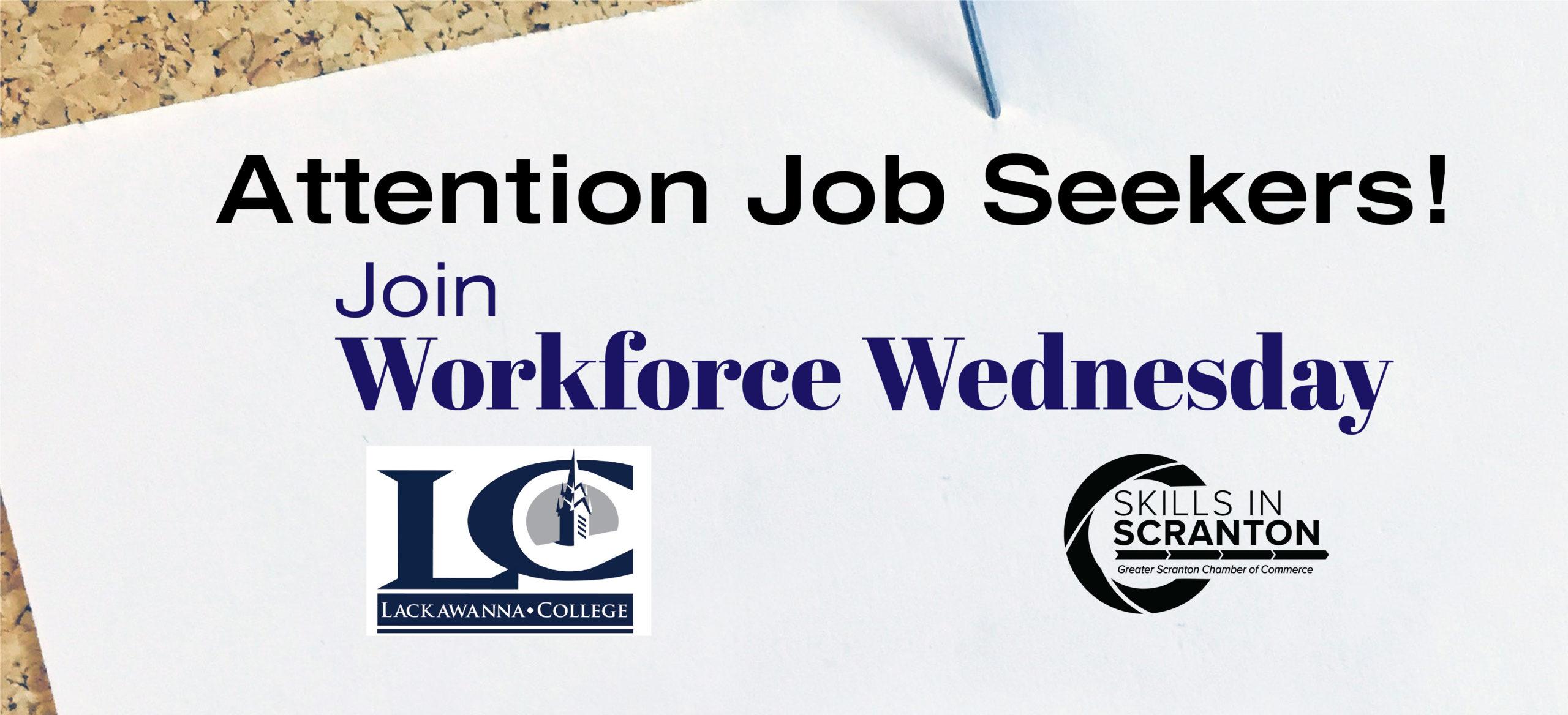 Workforce Wednesday: Lackawanna College