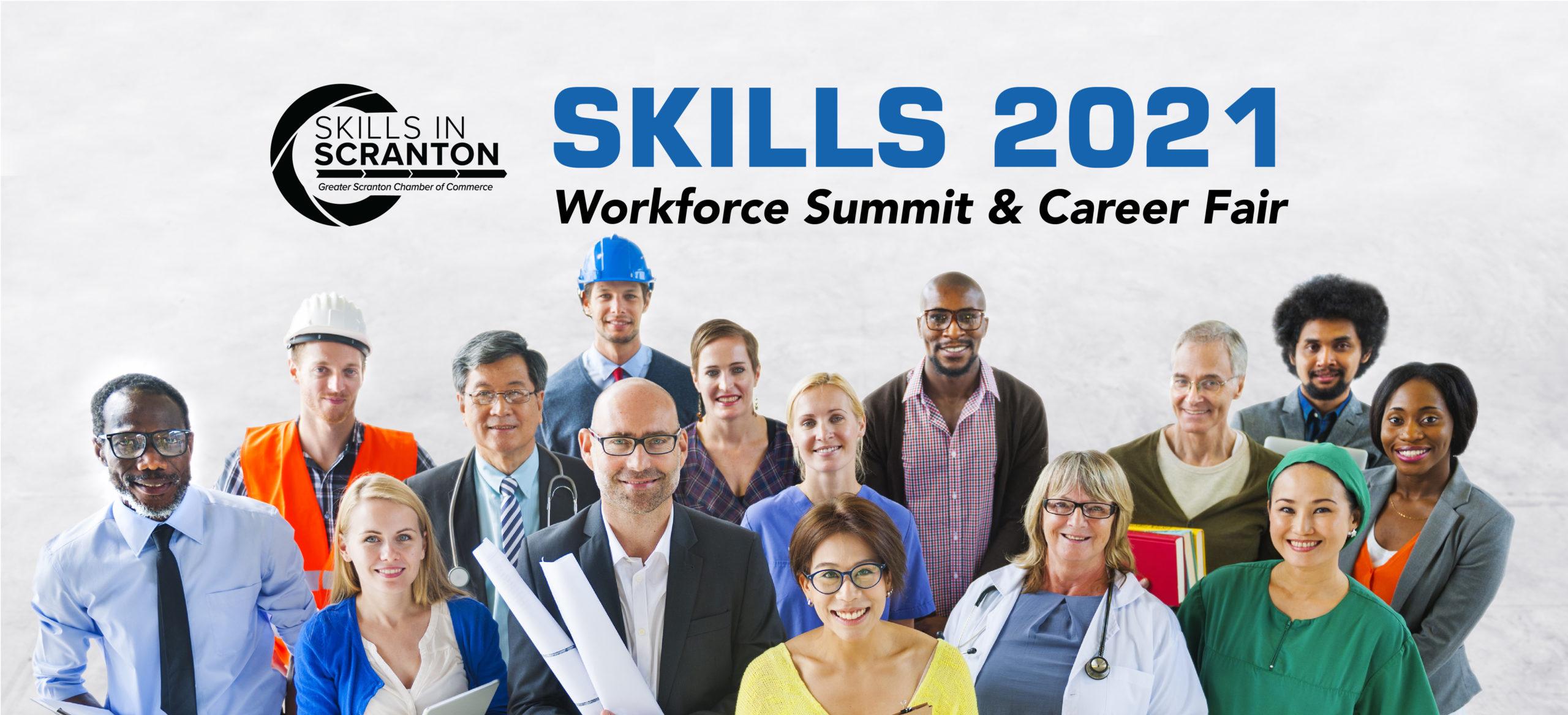 SKILLS 2021: Workforce Summit & Career Fair