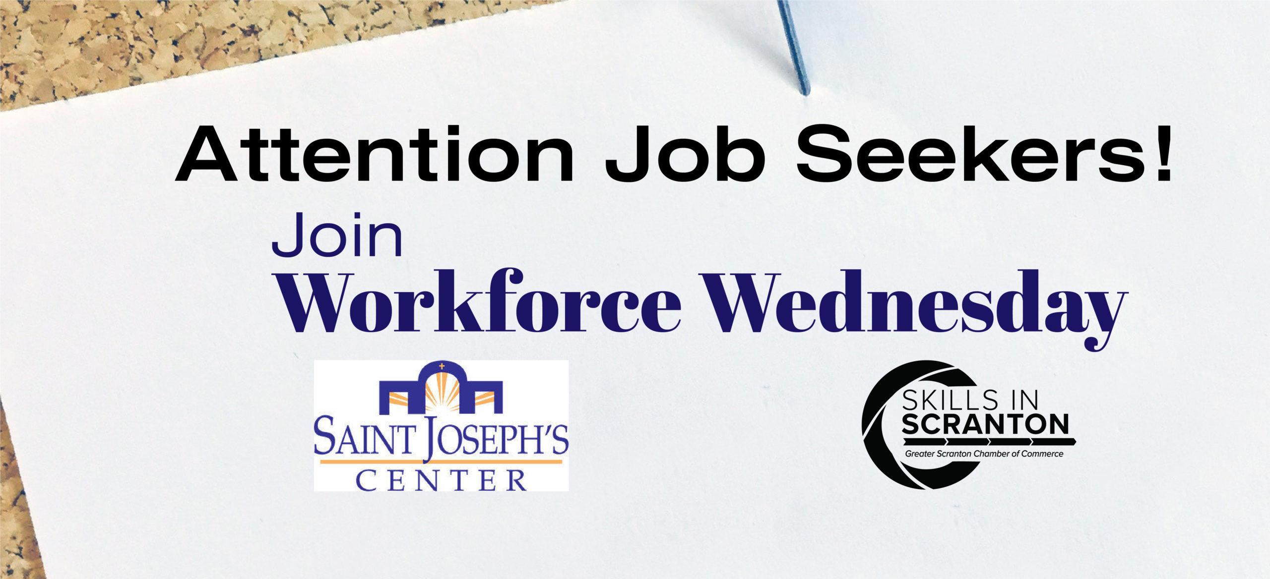 Workforce Wednesday: Saint Joseph's Center