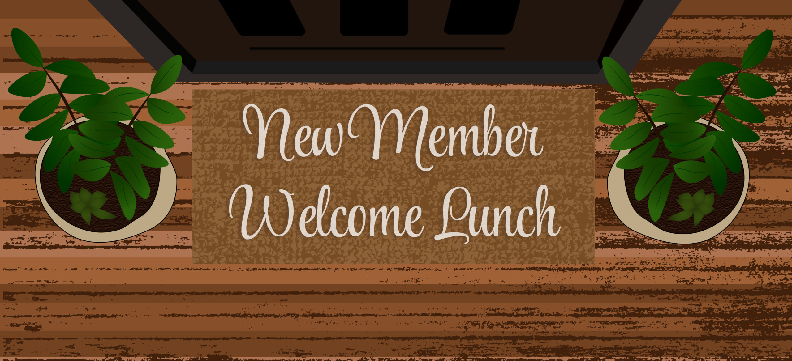 New Member Welcome Lunch