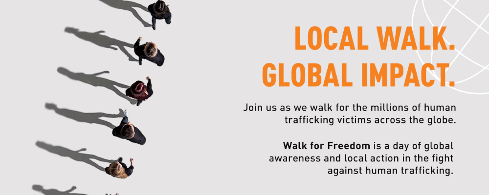 City Lights Church to Participate in Walk for Freedom