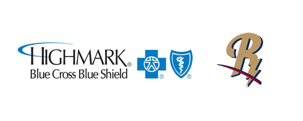 Highmark Blue Cross Blue Shield fighting hunger with RailRiders home runs