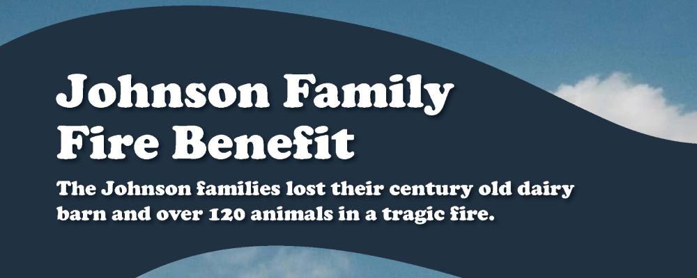 Fleetville Family Fire Benefit